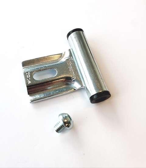 Afbeelding van Theuma onderhelft paumelle Monoplus, voor opdek kozijnen/deuren, plaatsing kozijngedeelte