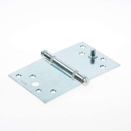 Afbeelding van Kantelaafscharnier met veiligheidspen topcoat 89x150mm
