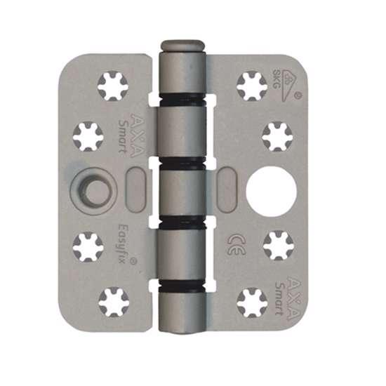 Afbeelding van Smart-Easyfixscharnier  DD 89X80x3 afgeronde hoek met veiligheidspen Xtr
