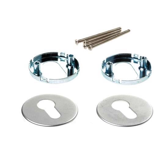 Afbeelding van Cilinderrozet rond aluminium F1 PC