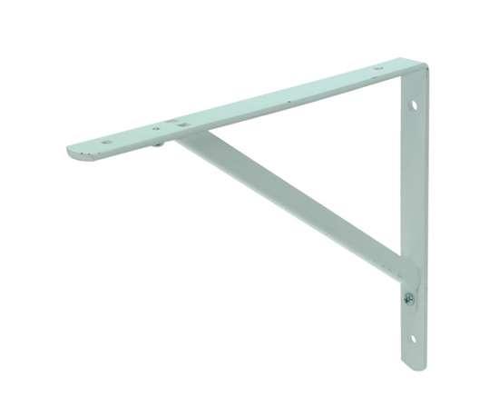 Afbeelding van Gb Plankdrager demontabel wit 325 x 400mm 25 x 5/15 x 15mm 82430