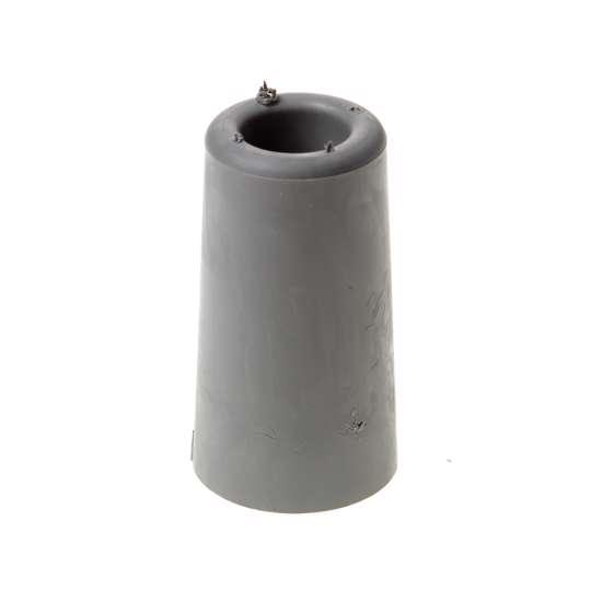 Afbeelding van Deurbuffer grijs      75mm